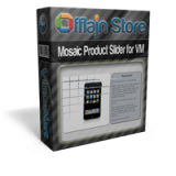 Mosaic Product Slider for VirtueMart