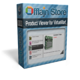 Product Viewer for VirtueMart